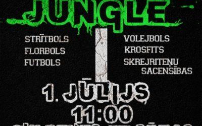 1.jūlijā Gulbeni priecēs jauniešu diena Street Jungle