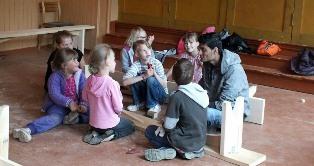Krievija, Spānija un Latvija apvieno spēkus bērnu nometnē!