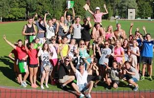 Superknaģis atkārtoti pulcē jauniešus sportam