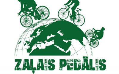 """Projekts """"Zaļais Pedālis"""" – izzinot vidi kustībā"""