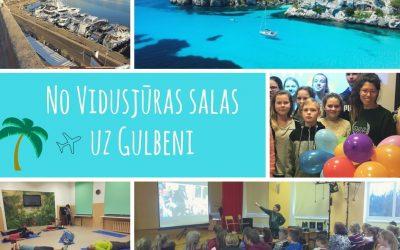 No Vidusjūras salas uz Gulbeni
