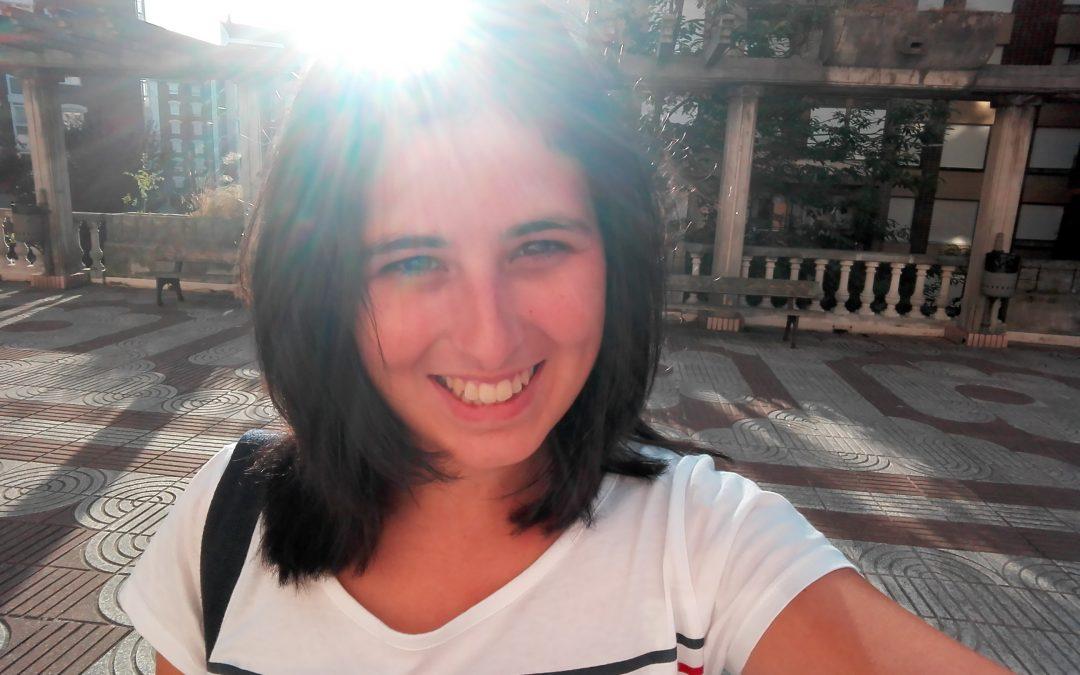 """EBD Projekta """"Go Outside"""" brīvprātīgā Sandra Lopez Romero darbosies Lejasciema jauniešu centrā """"Pulss"""" 9 mēnešus."""