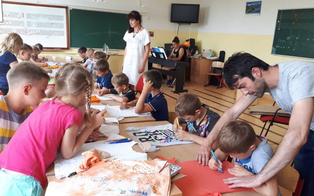 Gulbenes sākumskolas brīvprātīgo jauniešu stāsti