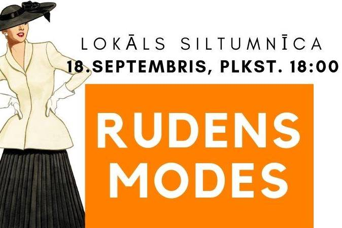 Rudens Modes
