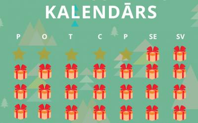 Ziemassvētku kalendārs