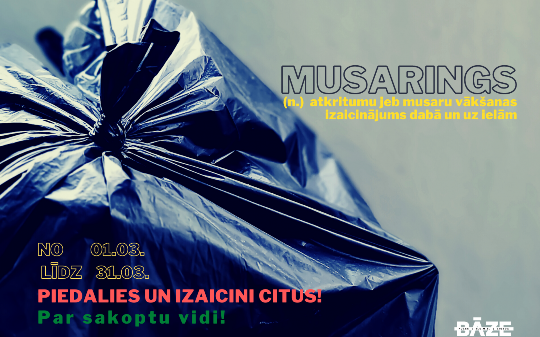Izaicinājums #Musarings
